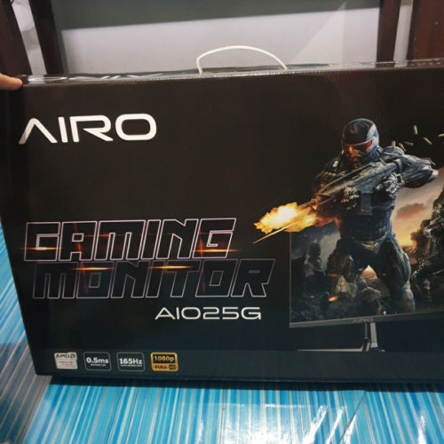 AIRO 24.5 Inch 165Hz Gaming Monitor AIO25G photo review